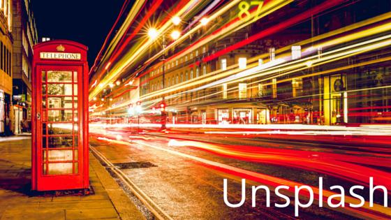 Unsplash : collection de photos professionnelles de haute résolution et qualité graphique exceptionnelle